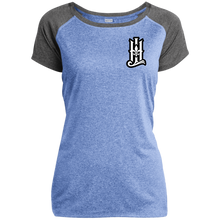 HLSW Sport-Tek Ladies Heather on Heather Performance T-Shirt