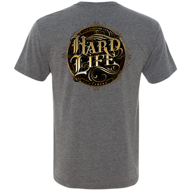 HL Men's Triblend V-Neck T-Shirt