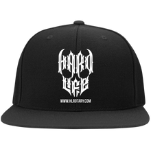 HLS Sport-Tek Flat Bill High-Profile Snapback Hat