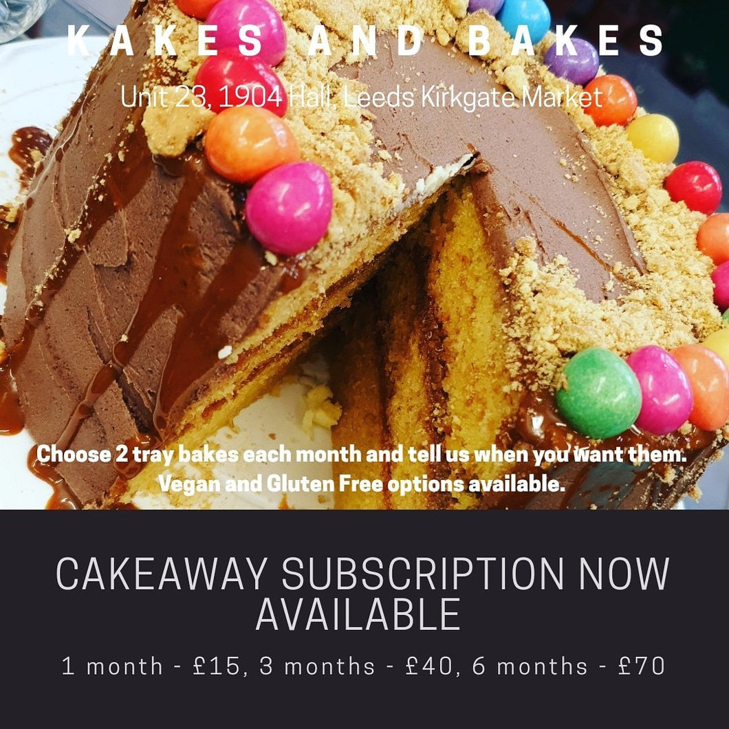 Cake Subscription