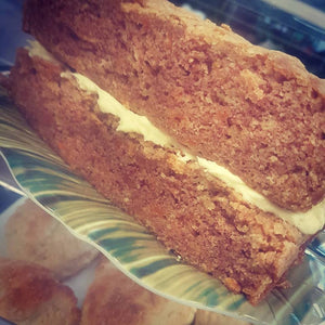 Carrot and Apple Sandwich Loaf