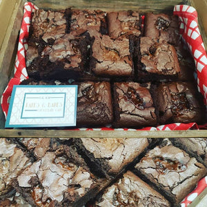 Curly Wurly Brownie Box