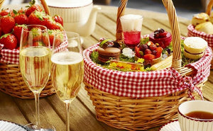 Afternoon Tea Picnic Basket