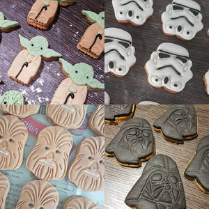 Star Wars Cookie Box