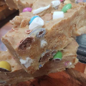 White Chocolate Unicorn Rocky Road Box
