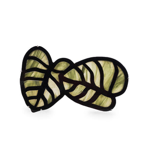 MONSTERA BROOCH | BROCHE MONSTERA