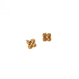 SQUARE STUDS EARRINGS | ARETES TACHES CUADRADO
