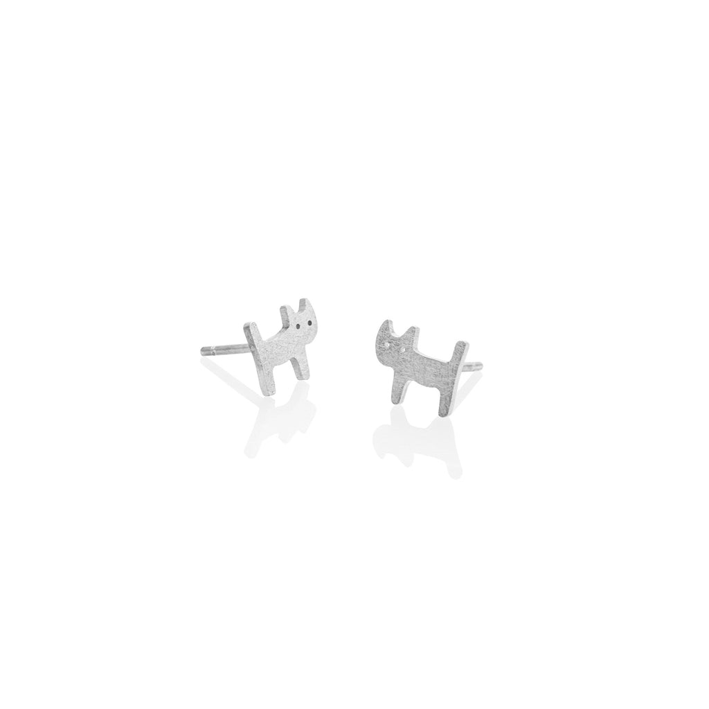CAT EARRINGS | ARETES GATOS