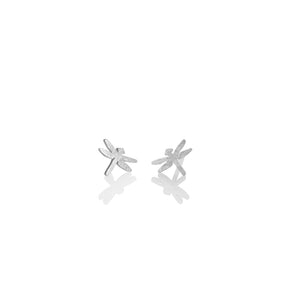DRAGONFLY EARRINGS | ARETES LIBELULA