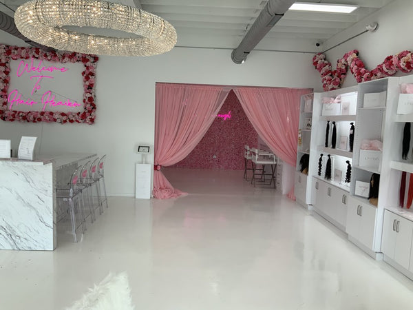 Pink Halo Luxury Hair Boutique
