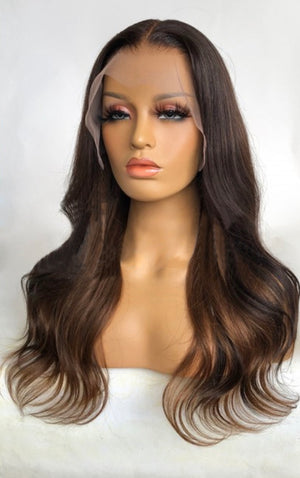 Amina (Glueless) Wig [In-Store Wig]