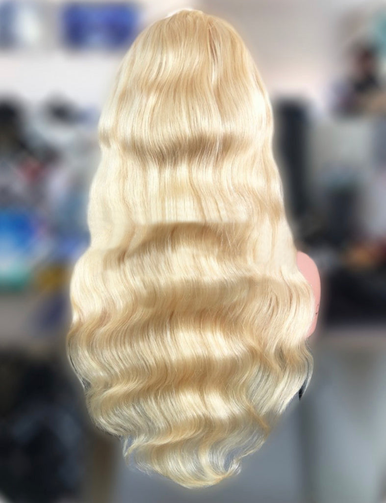 Barbie (Glueless) Wig