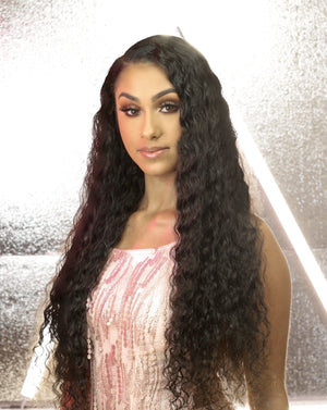 Malibu Deep Wave HD Lace Wig