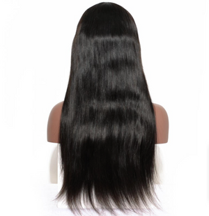 Silky Straight Lace Wig