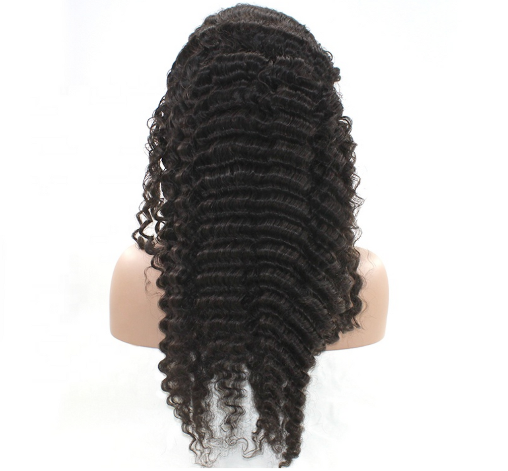Malibu Deep Wave Lace Wig