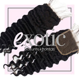 Exotic Collection Frontals and Closures