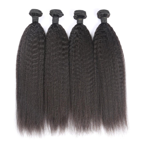 Mongolian Kinky Straight Extensions