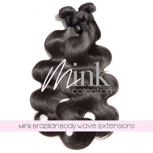 Mink Brazilian Body Wave Extensions