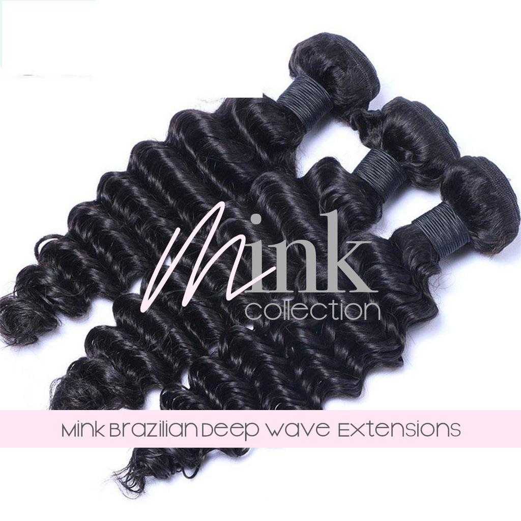 Mink Brazilian Deep Wave Extensions