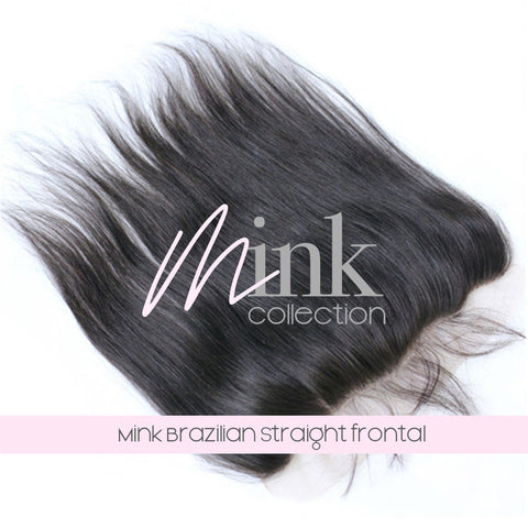 Mink Brazilian Collection Frontals