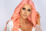Barbie Blonde Extensions