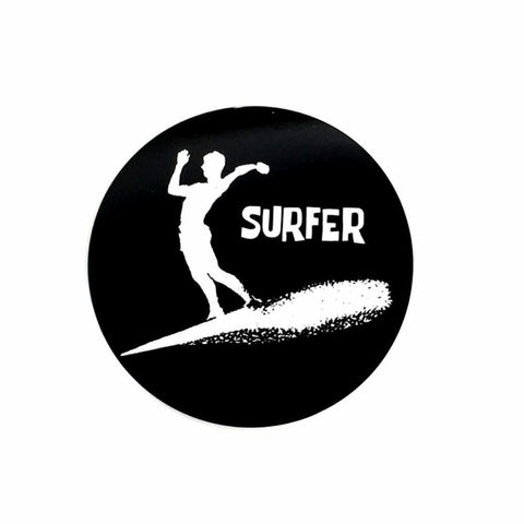 SURFER 1985 Sticker