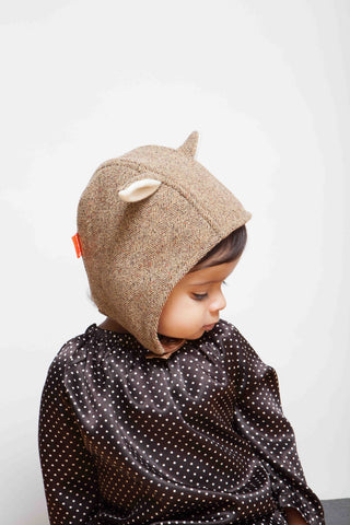 Gentle Fawn Bonnet