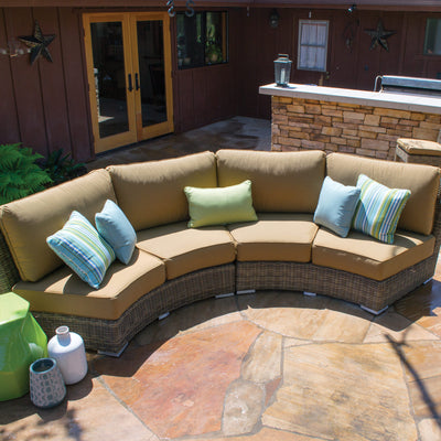 Aspen Curve Sectional