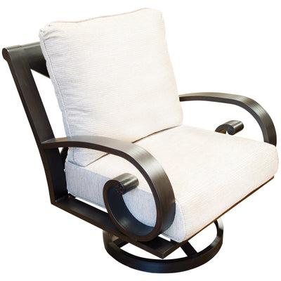 Del Mar Swivel Club Chair