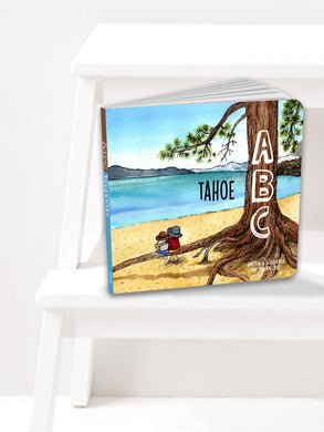 ABC Tahoe Book