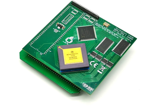 TF536 TERRIBLEFIRE TURBO BOARD 68030 50MHz 64MB FAST MEMORY - Retro Ready