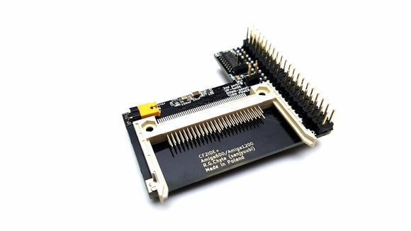 CF2IDEPlus for Amiga A600 A1200 Adapter - No IDE Cable - Second IDE 40pin Port