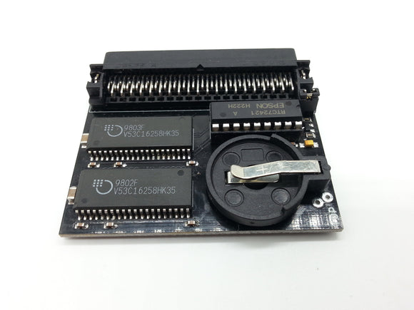AMIGA 600 1MB ADDITIONAL CHIP RAM MEMORY EXPANSION WITH RTC - REAL TIME CLOCK - RetroReady