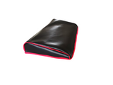 Amiga 1200 Faux Leather BLACK Dust Cover - Stylish - RetroReady