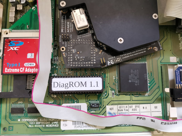 DIAGROM 1.2 for Amiga 500/600/2000 - Retro Ready