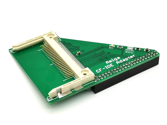 CF2IDE - Internal CF Adapter - No IDE Cable Required - green - RetroReady