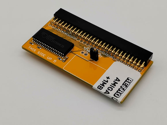 AMIGA 500PLUS 1MB ADDITIONAL CHIP RAM MEMORY EXPANSION - NEW IMPROVED DESIGN - RetroReady