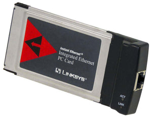 Linksys 10Mbit Ethernet dongless LAN PCMCIA Amiga - A600 - A1200 - RetroReady