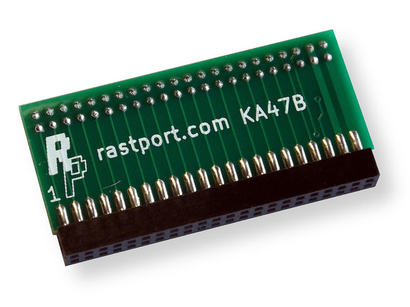 KA 47 – Single port IDE adapter for SD2IDE converter for Amiga 600 Amiga 1200 - RetroReady
