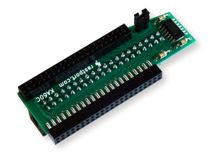 "KA60 Dual port (2.5""/3.5"") IDE adapter for SD2IDE converter Amiga 600 Amiga 1200 - RetroReady"
