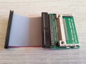 "CF IDE 44 Pin Adapter + 2,5"" IDE Lead for Amiga 600 Amiga 1200 [BRAND NEW] - RetroReady"