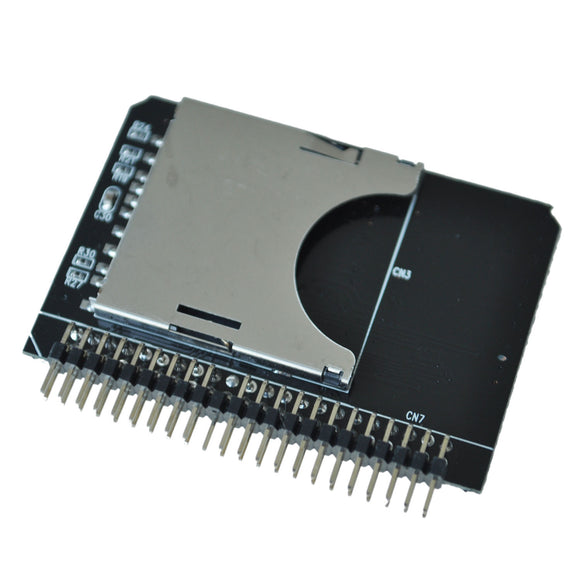 44Pin Male IDE To SD Card Adapter for Amiga 600 A1200 - RetroReady