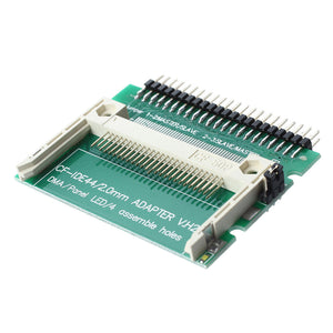 "44-Pin Male 2.5"" IDE to CF Adapter - Amiga 600 - Amiga 1200 - RetroReady"