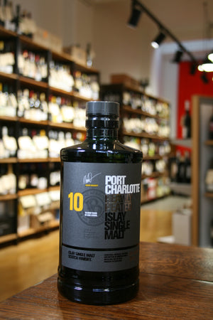 Bruichladdich - Port Charlotte Heavily Peat Scotch Whisky