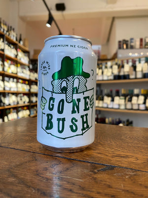 Three Wise Birds - Gone Bush Dry-Hopped Cider 330ml