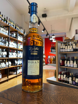 Oban Distillers Edition - Double Matured,