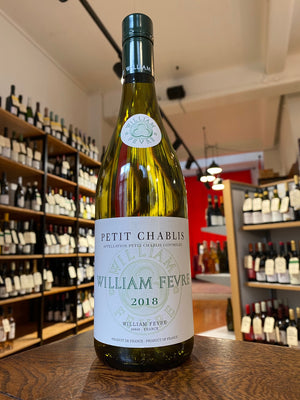William Fèvre - Petit Chablis 2018