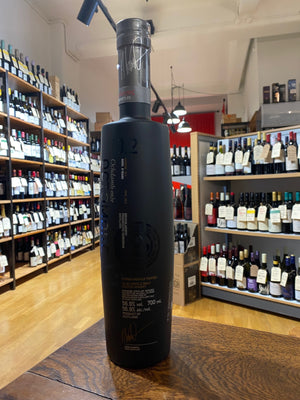 "Bruichladdich - ""Octomore 10 year old"" Heavily Peated Scotch Whisky"