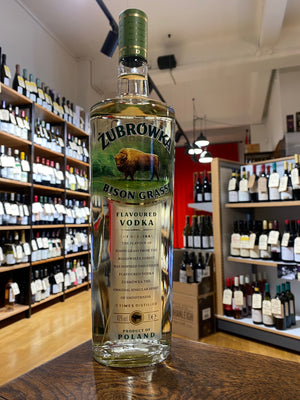 Zubrowka Vodka 1 litre