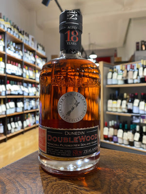 New Zealand Whisky Co - 'Dunedin DoubleWood' 18YO 500ml